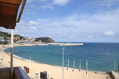 penthouse in front of the sea - Blanes - Apartment