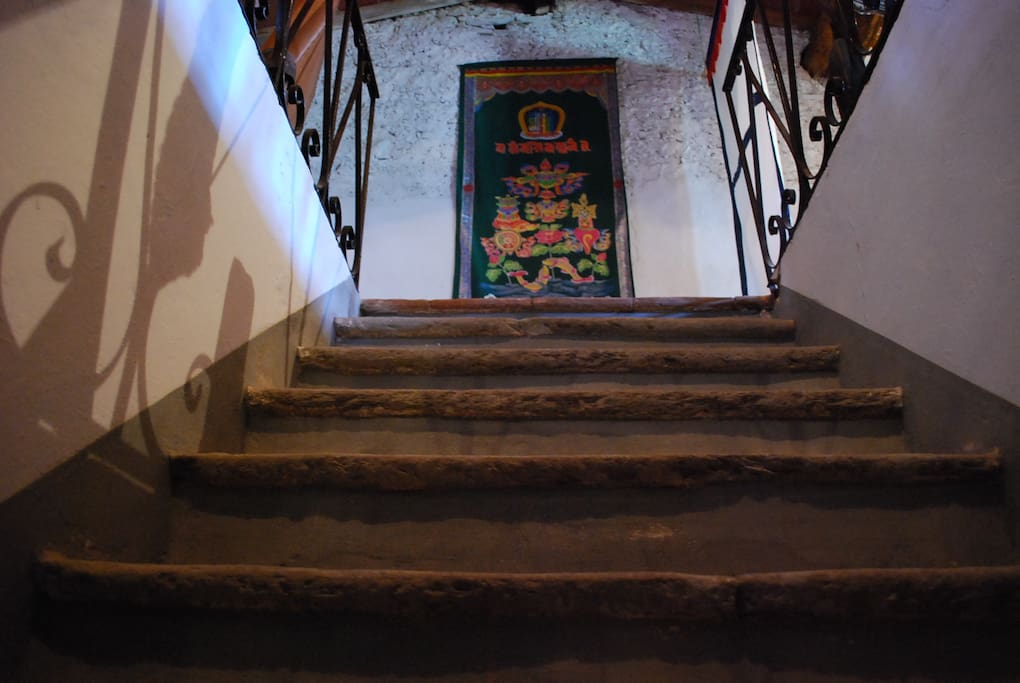 Scala mansarda