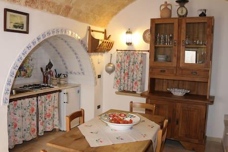 Pretty vintage house in Salento - Specchia - House