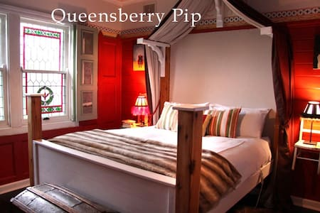Queensberry Pip self contained cottage - Daylesford