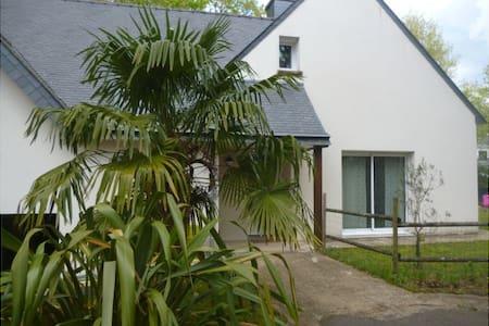 loue maison tout confort dans le Morbihan au Bono - Bono