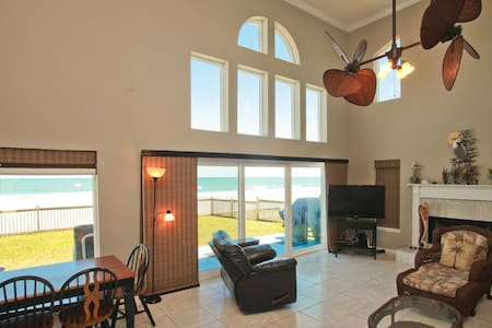 Beachside Paradise Oceanfront Home - 獨棟