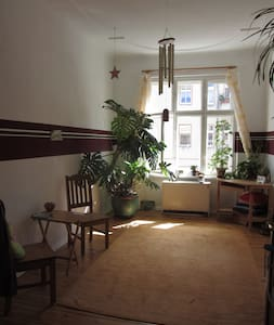 Körnerpark neighborhood in Neukölln - Berlin - Apartment