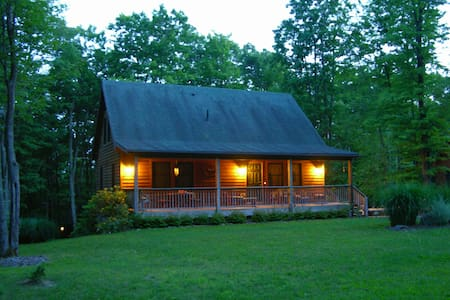 Koontz's Cabin At Deep Creek Lake - Casa