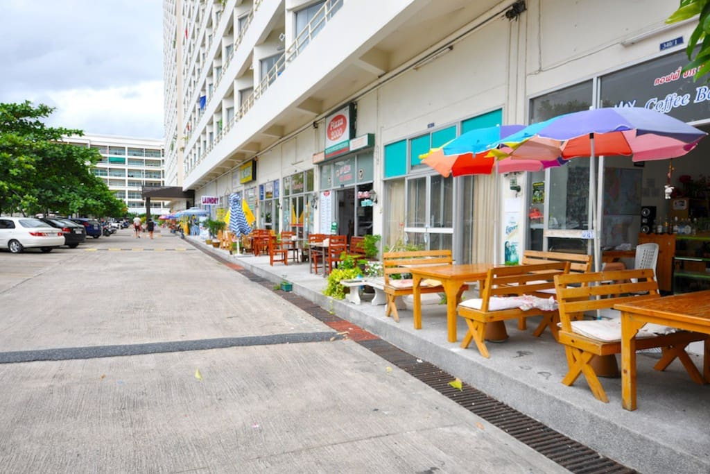 Studio for rent in View Talay-1 !!!