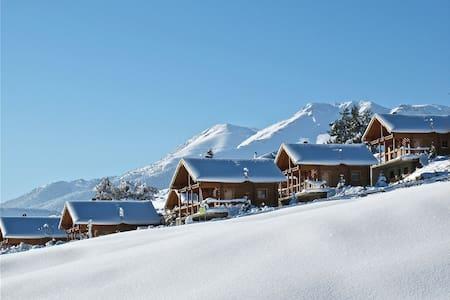 Hyades Mountain Resort - Hytte (i sveitsisk stil)