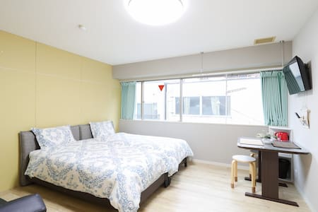 3 ppl near dotonbori - 大阪市 - Apartment