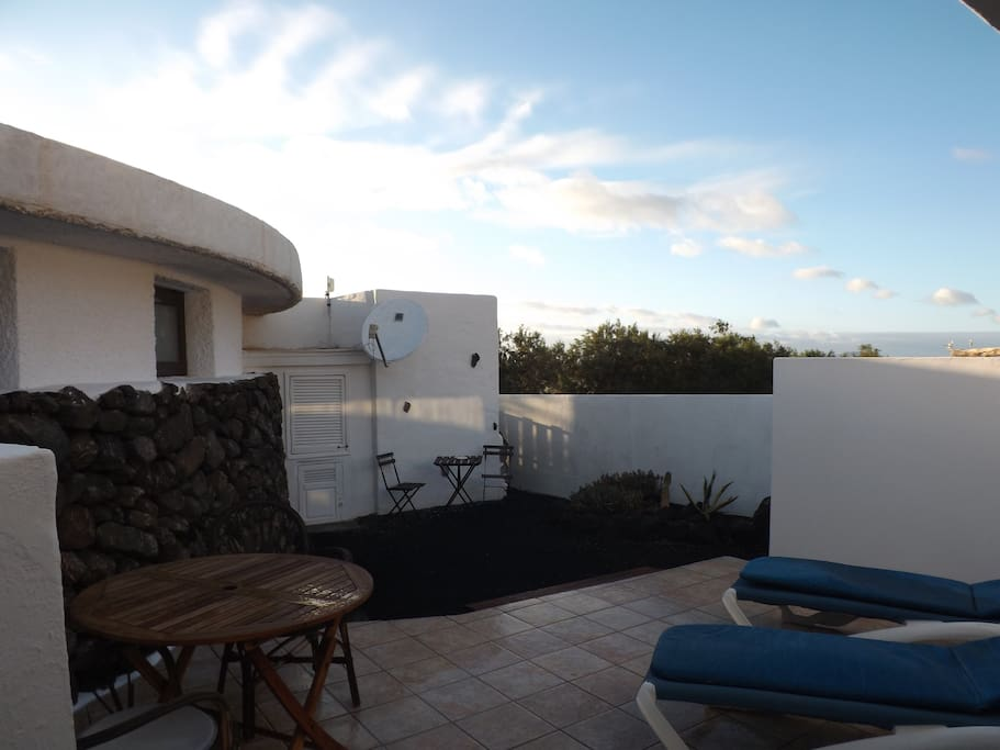 Famara one bedroomed apartment