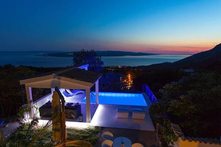 NEW!Relaxing holidays / Stunning View /Pool !!! - Makarska