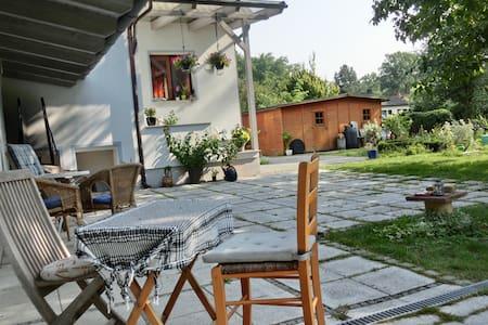 Unser Haus am grünen Berliner Stadtrand - Schönwalde-Glien - Hus