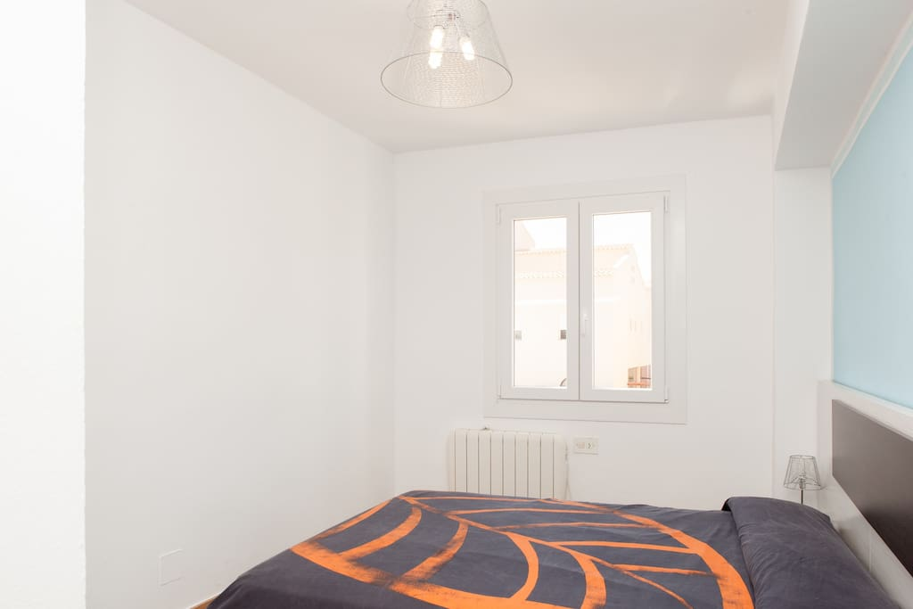 Double bedroom with ensuite!wifi+ac