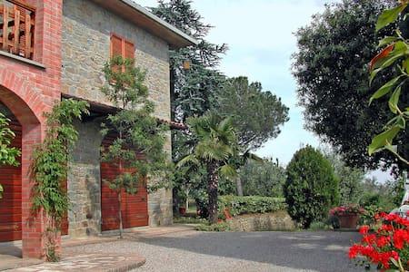 Villa Patrizia: Tuscany Farmhouse - Terontola Alta - Wohnung