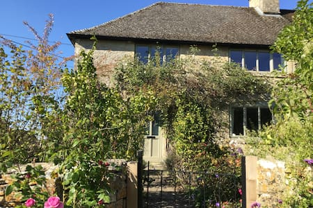 Rose Cottage Westwell Burford - Huis