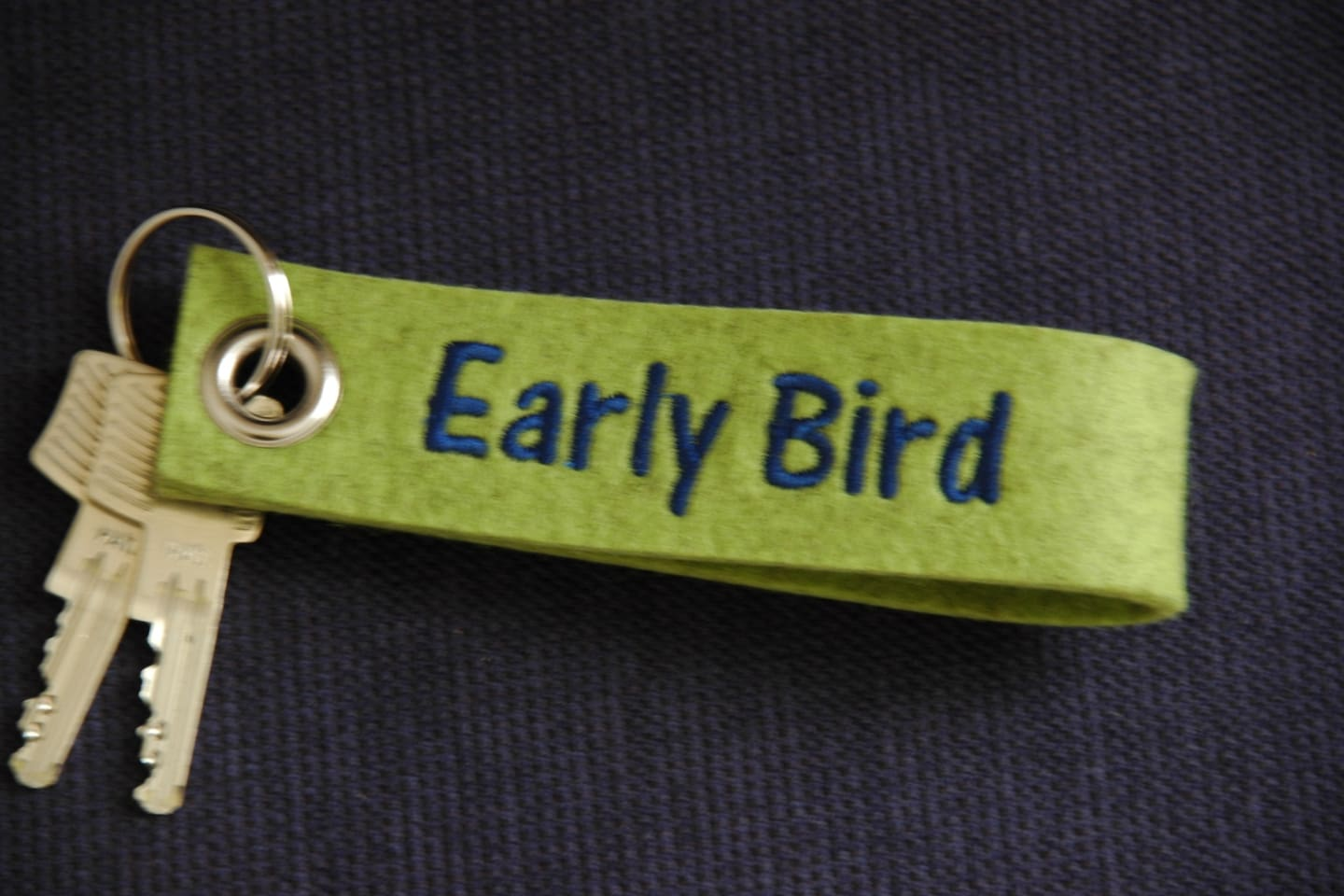Room Early Bird catches the worm....