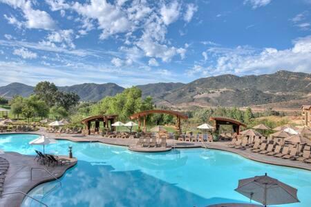 Luxury villa timeshare at Lawrence Welk resort - Escondido - Villa