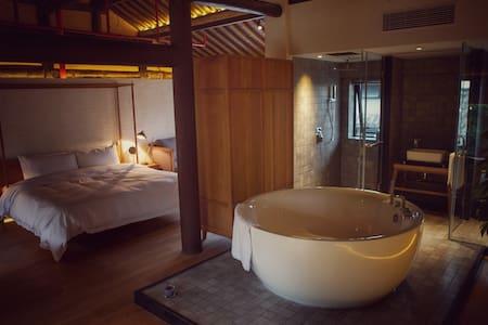 """""""我们""""民宿,临河而筑 - Hangzhou Shi - Bed & Breakfast"""