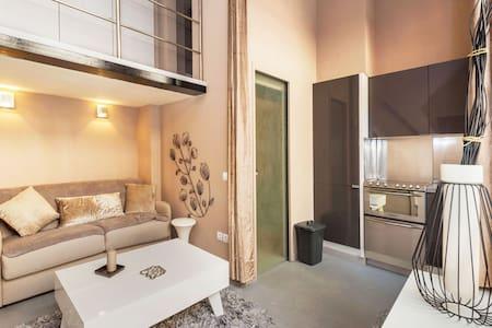 Haut marais design cosy studio  - Paris - Apartment
