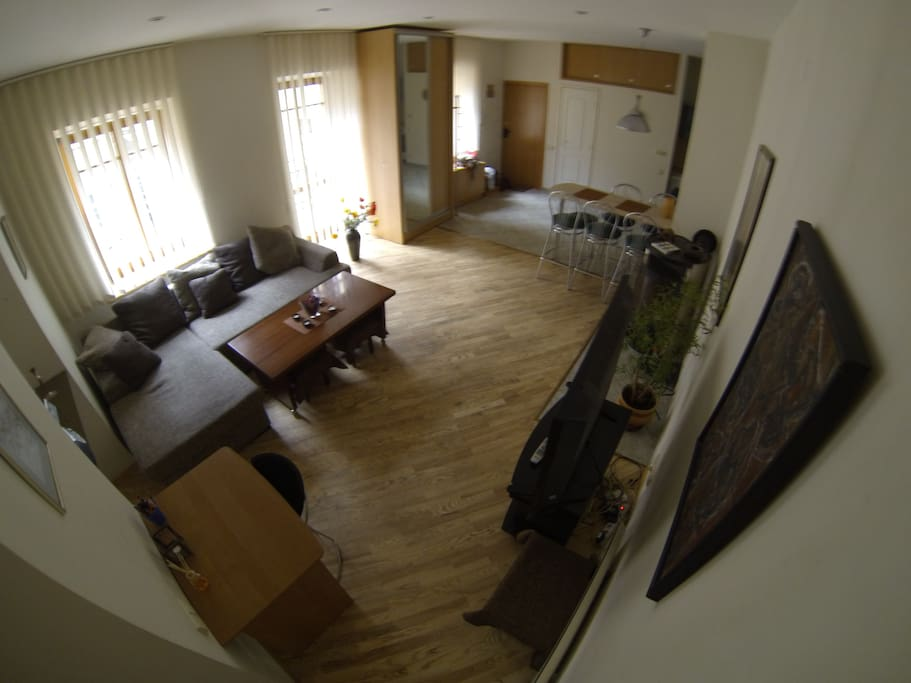Old town two double bed apartment