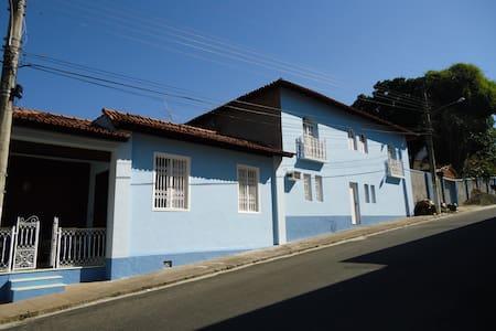 Pousada recannto das mangueiras - Haus