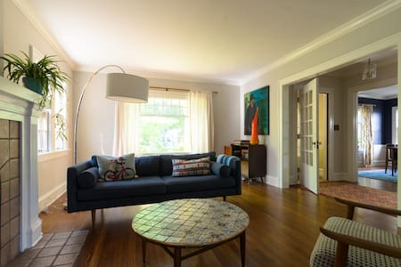 Bright, cozy, quiet room in Cleveland Heights - Cleveland Heights - Haus