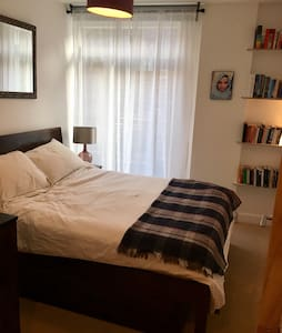Bright modern double - Shoreditch - Londres