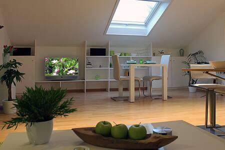 Ferienwohnung 3 für 2 Personen - Lindau (Bodensee) - Appartement