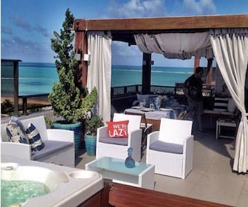 Luxury 3 bedroom penthouse beach apartment - João Pessoa