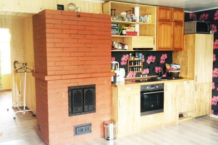 Cozy apartment with sauna! - Byt