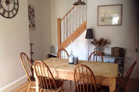 Sunny Room in Southville - Bristol - House