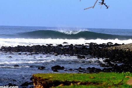 Surf Retreat, Playa El Cocal - Casa de camp