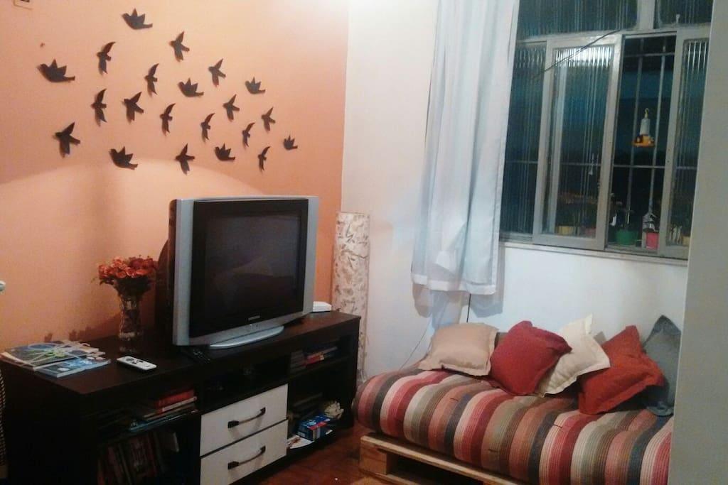 Private Room in Vidigal-Rio