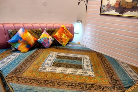 HOMESTAY HARIDWAR - Deluxe room ROSE - Haridwar - Bed & Breakfast