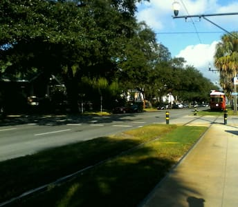 At streetcar stop on Canal St convenient to FQ - Apartment