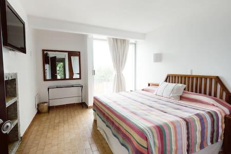 Master Suite @ Hotel Villa Sol - Puerto Escondido - Apartment