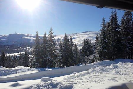 Trysil - Hus med ski in ski out - Dom