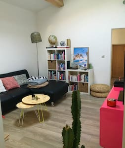 Appartement avec jardin en Provence - Byt
