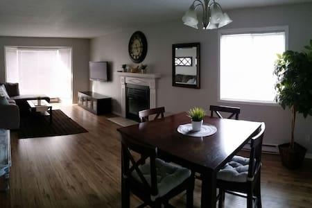 Beautiful Large 2BD 10min to Ottawa - Gatineau - Apartment