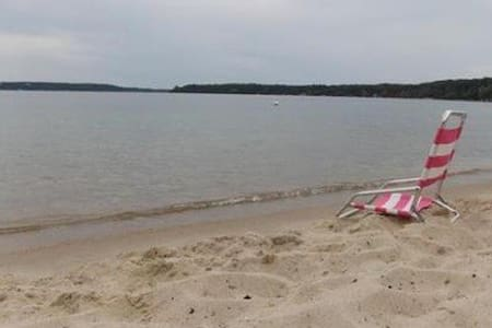 Access to all! Private lake front on CC rail trail - Harwich - House