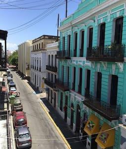 Great Spot Old San Juan (One Room Version) - Apartment