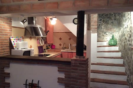 Beautifully decorated, comfy village house - Canillas de Aceituno - Casa