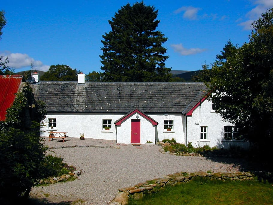 Aughavannagh Cottage - 'A Home From Home'- The Irish Times