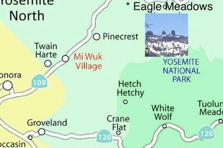 Eagle Meadows Getaway - Pinecrest - Camper/RV