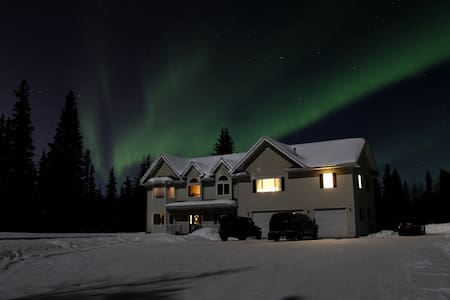 Alaska Haven BandB - Solstice Room - North Pole - Bed & Breakfast