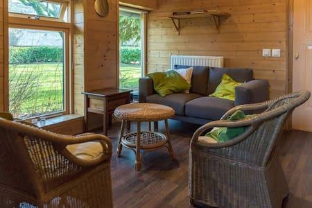 Vakantiehuis BijAnderen - Anderen - Blockhütte