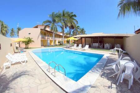 Apartamento na Praia do Francês - Marechal Deodoro - Huoneisto