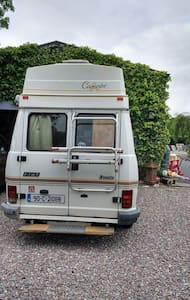 Fantastic  Ireland And Motorhome Hire  Airbnb Ireland Caravan Hire Ireland