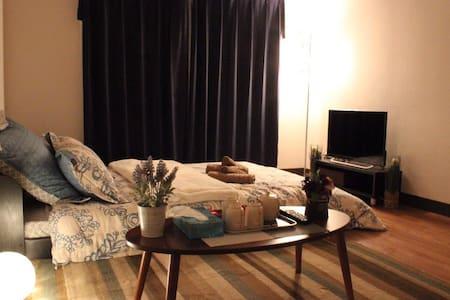 Beautiful and comfy room#Tenmabashi station 6min - Huoneisto