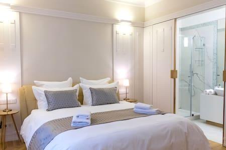d30 butiq suite, WiFi, AC - Budapest - Appartement