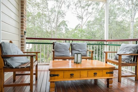 Country Retreat close to Brisbane sleeps x 4 - Bed & Breakfast