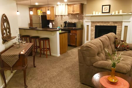 Comfortable Apartment in North/Central Omaha - Omaha - Appartement